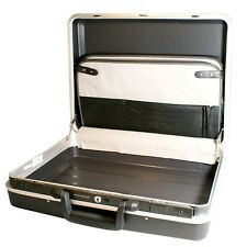 Aktenkoffer aus PP Chef Dokumenten Akten Attaché tasche koffer box case, 61950