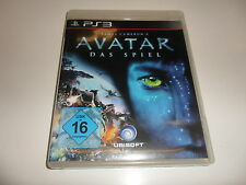 PlayStation 3  James Cameron's AVATAR: Das Spiel