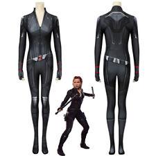 Black Widow Suit Natasha Romanoff Avengers Endgame Cosplay Costume Women Outfit