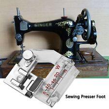 Adjustable Bias Binder Presser Foot Feet Binding Feet Sewing Machine Attachments