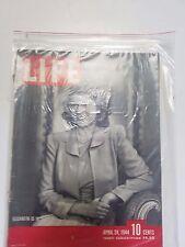 LIFE Magazine April 24 1944 BURMA - NEGRO RIGHTS - VARGA GIRL - ARMY NAVY - BATH