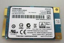Toshiba 256GB MSATA 6Gb/s SSD Solid State Drive THNSNJ256WMCT