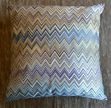 Missoni Home John Chevron Zig Zag Cushion or Pillow, Color 170M