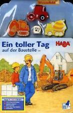 Spiel- & Mitmachbücher mit Literatur-Thema im Bilderbuch-Format ab 4-8 Jahren