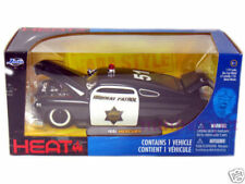JADA HEAT 92454 1951 MERCURY HIGHWAY PATROL 1/24 POLICE