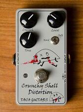 Taco Guitars - Crunchy Shell Distortion - Guitar Effect Pedal SALE