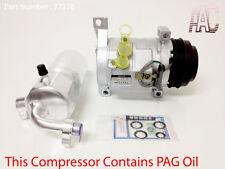 A/C Compressor Kit Chevy Tahoe Suburban Yukon 2003-2006 (1500-2500) reman