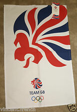 NUOVO 3 teli da tè 1 x Team GB 2 x Giochi Olimpici di Londra 2012 100% COTONE Ulster Weavers