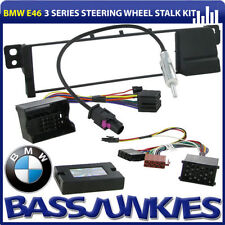 Unbranded Vehicle Steering Wheel Interfaces for 3 Series
