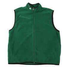 VGC Vintage ADIDAS Sleeveless Fleece Jacket | XXL | Retro Sweatshirt Vest Gilet
