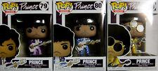 PRINCE 3rd Eye Girl, Around the World in a Day, Purple Rain - Funko Pop!