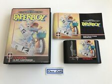 Paperboy - Sega Megadrive - PAL EUR - Avec Notice