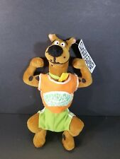 "Cartoon Network Scooby Doo Sports Outfit Plush Stuffed Animal Toy 10"" New..."