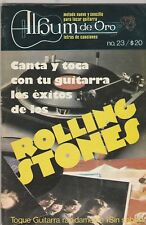 THE ROLLING STONES MEXICAN MAGAZINE 1976