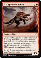 MTG Magic HOU - (x4) Sand Strangler/Étrangleur des sables, French/VF