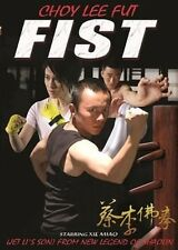 Choy Lee Fut FIST -Hong Kong RARE Kung Fu Martial Arts