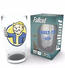 Fallout 4 Vault Tec Vidrio En Caja Nuevo PIP Boy 111 Novedad Regalo Oficial