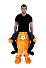 Choose Adult STD Size Funny Halloween Animal Piggyback Carry Ride On Costume