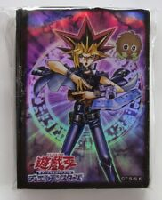 Konami Official Card Sleeves, Muto Yugi (55) Sealed Japanese