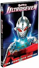 ULTRASEVEN: THE COMPLETE SERIES - DVD - Region 1 Sealed
