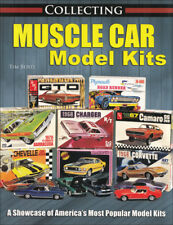 Collecting Muscle Car Model Kits A Showcase of America's Most Popular Model Kits
