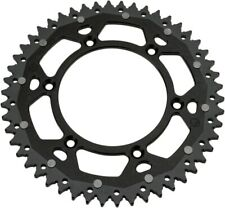 51T Black Dual Rear Sprocket Moose 1210-1469 For 84-17 Honda CR CRF XR