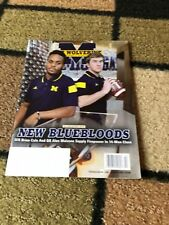 The Wolverine Mag University of Michigan Wolverines March 2015 NM
