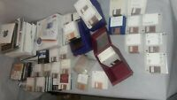 Huge Mixed Lot Apple Macintosh Software, Shareware, Manuals, Books '80s-90s+++