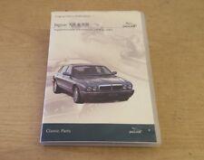 1998-2002 JAGUAR XJ8 XJR NAVIGATION DISC DVD SAT NAV