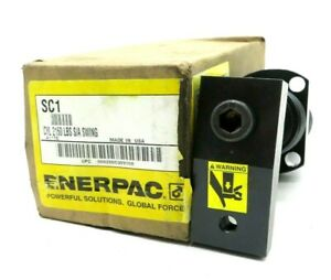 NEW ENERPAC SC1 4117C SWING CYLINDERS 2160 LBS