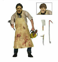 NECA Leatherface Ultimate Edition Figure The Texas Chainsaw Massacre (NEW BOXED)