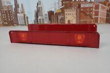 Vintage 1940's Marx O Gauge Red PRR Girder Bridge