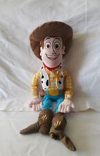 "Disney  Sheriff Woody Plush Soft Doll Toy Story 18"" Stuffed Animal Lovey."