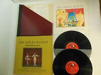 The Royal Ballet Gala Performances- Ernest Ansermet: Original & Complete Box 1S