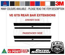 VE ESM GTS Rear Bar Extensions SV6 SS 3M-50