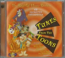 THE BEST OF HANNA-BARBERA - TUNES FROM THE TOONS 2002 EU CD ALBUM MCCD 279