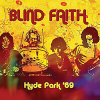 HYDE PARK '69  by BLIND FAITH  Vinyl LP  LCLPC5050