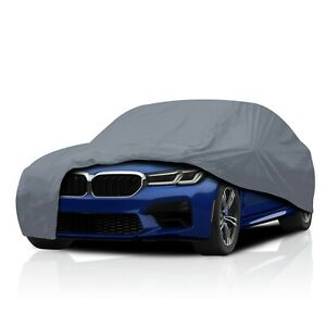 [CSC] 5 Layer Waterproof Full Car Cover for BMW 7 Series Sedan/Coupe 1977-2021