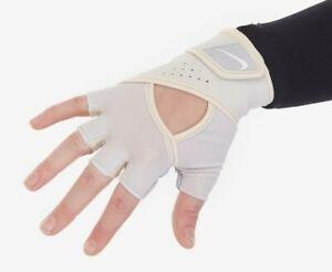 Nike Training Premium HeavyWeight Women's Workout Gloves Gym Fitness Sz Large