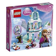 LEGO Disney Princess 41062 Queen Elsa's Sparkling Ice Castle Anna Olaf Frozen