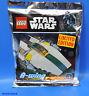LEGO STAR WARS Limitada Edición/A-wing Starfighter/Polybag