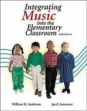 Integrating Music Into the Elementary Classroom (w