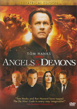 Angels And Demons (Single-Disc Theatrical Edit New DVD