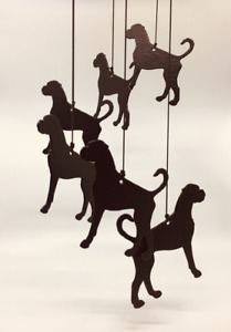 Boxer Metal Wind Chime