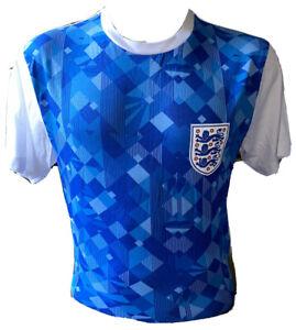 Retro England Third Style 1990 T Shirt Size Medium