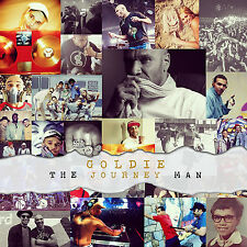 Goldie The Journey Man 3 CD Set Deluxe 2017