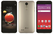 LG - Tribute Dynasty with 16GB Memory Cell Phone - Champagne (Sprint) 9/10