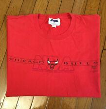 � Chicago Bulls Nba Team Vintage Mens Size Xl T Shirt Basketball Logo
