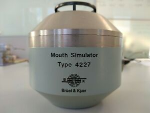 BRUEL & KJAER B&K Mouth Simulator Types 4227