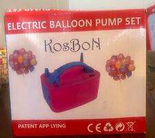 New ListingElectric Balloon Pump 132 Piece Set